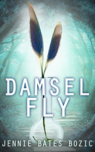 Damselfly by Jennie Bates Bozic