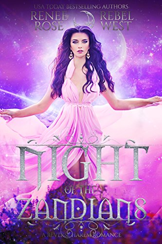 Night of the Zandians by Renee Rose