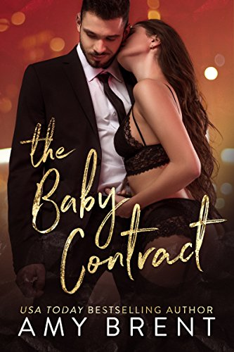The Baby Contract by Amy Brent