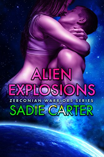Alien Explosions by Sadie Carter