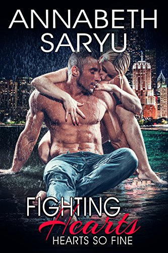 Fighting Hearts by Annabeth Saryu