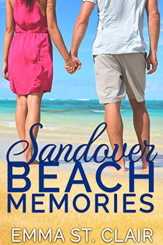 Sandover Beach Memories (Sandover Island Sweet Romance Book 1) by Emma St. Clair