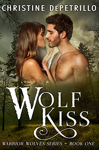 Wolf Kiss by Christine DePetrillo