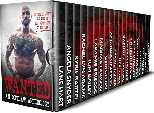 Wanted: An Outlaw Anthology by Various Authors