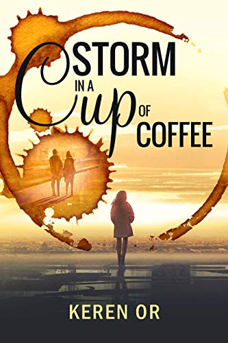 Storm in a cup of coffee by Keren Or