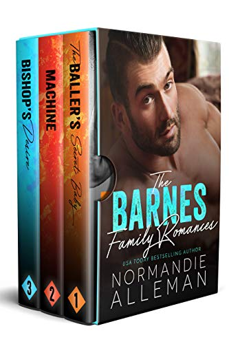 The Barnes Family Romance by Normandie Alleman