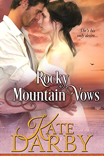 Rocky Mountain Vows (Aspen Creek Brides Book 1) by Kate Darby