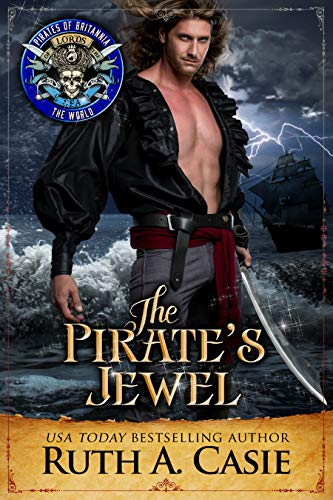 The Pirate's Jewel by Ruth A. Casie