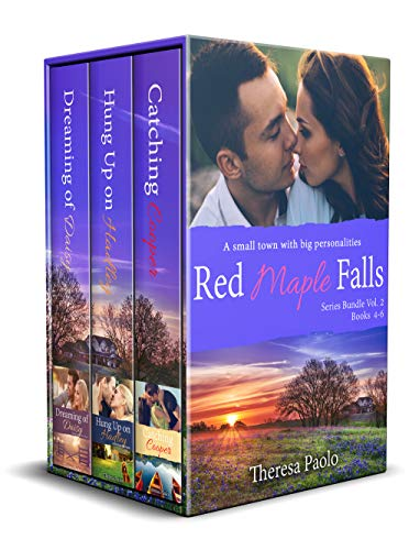 Red Maple Falls Series Bundle: Books 4-6 by Theresa Paolo