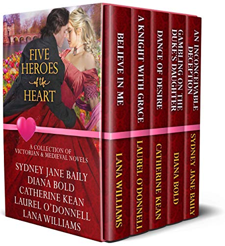 Five Heroes of the Heart by Various Authors
