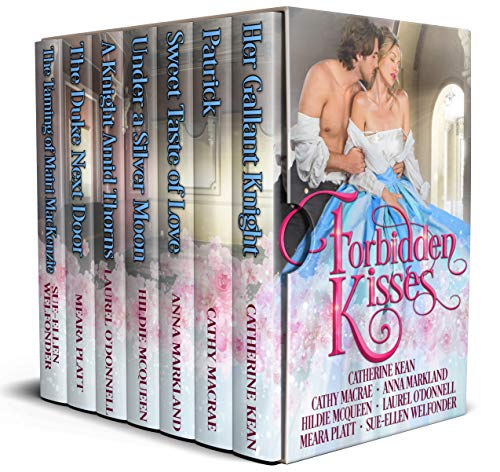Forbidden Kisses  by Various Authors