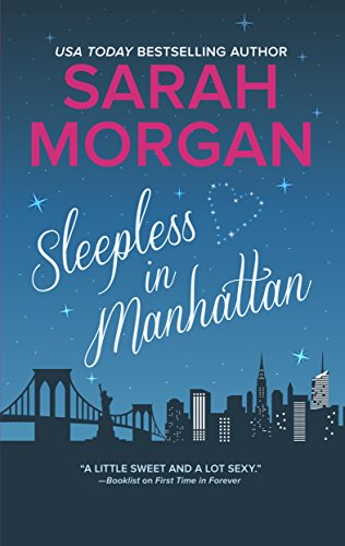 Sleepless in Manhattan (From Manhattan with Love Book 1)  by Sarah Morgan