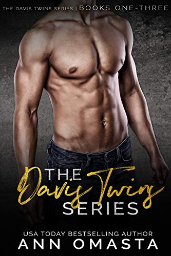 The Davis Twins Series (Books 1 - 3): Taking Chances, Making Choices, and Faking Changes  by Ann Omasta