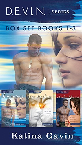 The D.E.V/I.N. series Books 1-3 by Katina Gavin