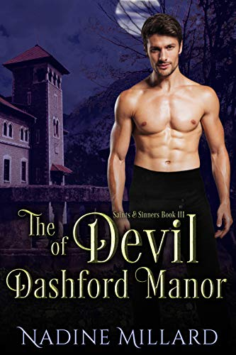 The Devil of Dashford Manor by Nadine Millard