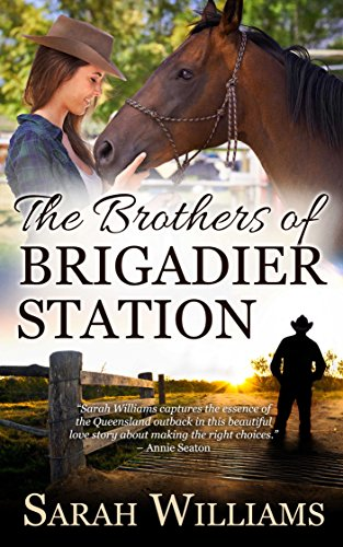 The Brothers of Brigadier Station (Brigadier Station series Book 1)  by Sarah Williams