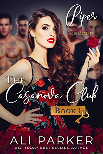 Piper - The Casanova Club by Ali Parker