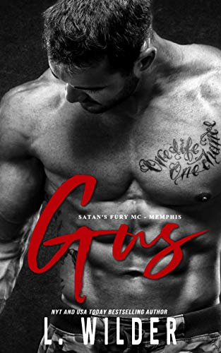 Gus: Satan's Fury MC- Memphis (Satan's Fury MC-Memphis Book 6)  by L. Wilder