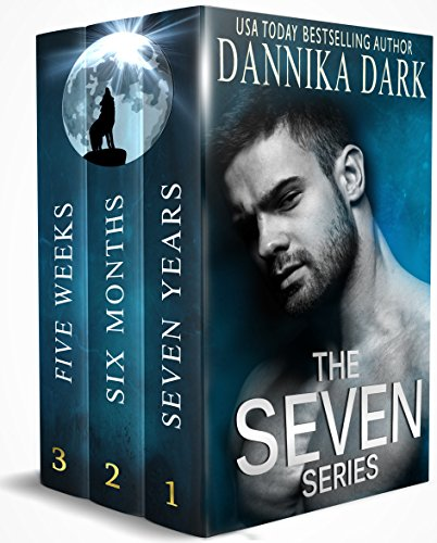 The Seven Series Boxed Set (Books 1-3) by Dannika Dark