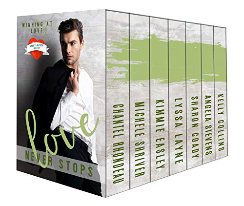 Love Never Stops: Winning At Love – Series 2 by Multiple Authors