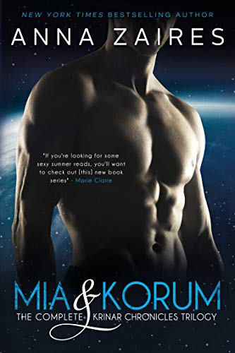 Mia & Korum: The Complete Krinar Chronicles Trilogy                                                 by Anna Zaires