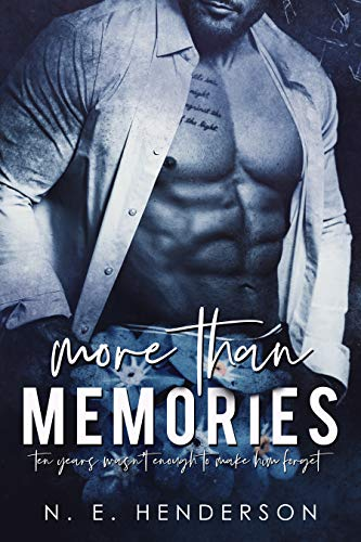 More Than Memories (A More Than Standalone Book 2)                                                 by N. E. Henderson