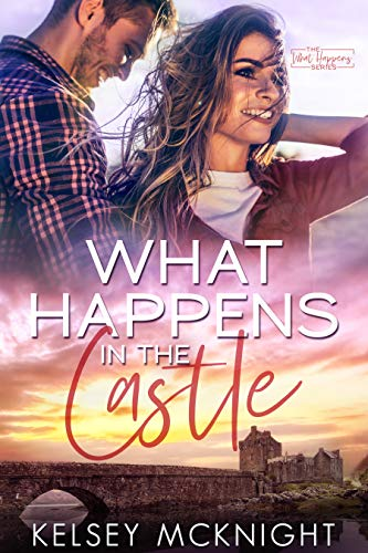 What Happens in the Castle                                                 by Kelsey McKnight