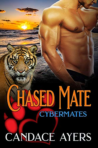 Chased Mate (Cybermates Book 3)             by Candace Ayers
