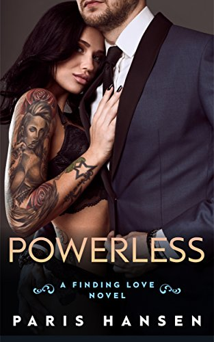 Powerless by Paris Hansen