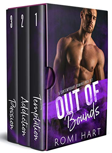 Out of Bounds: A Contemporary Romance Box Set by Romi Hart