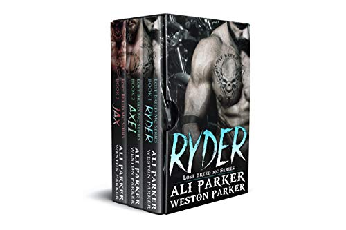 The Lost Breed MC Box Set by Ali Parker