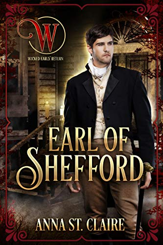 Earl of Shefford by Anna St. Claire